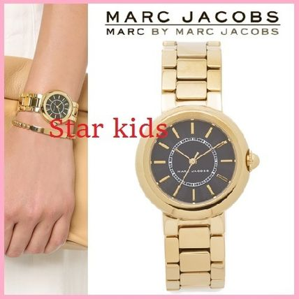 ★Marc by Marc Jacobs★MJ3468 Courtney ブレスウォッチ Gold