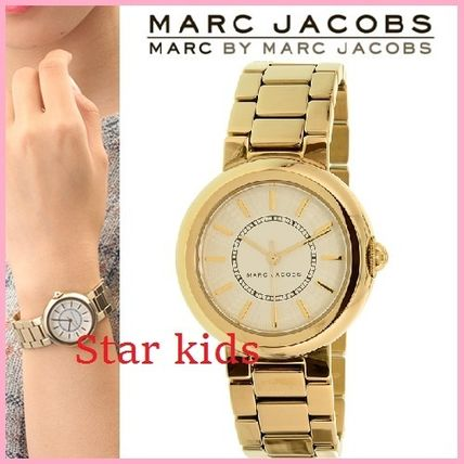★Marc by Marc Jacobs★MJ3465 Courtney ブレスウォッチ Gold