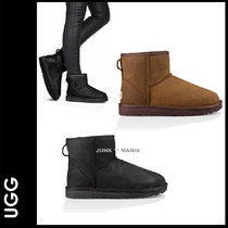 新作★【UGG】女性用/Classic Mini Leather