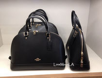 【COACH】人気☆SIERRA SATCHEL 2way (大)F37218☆black ☆