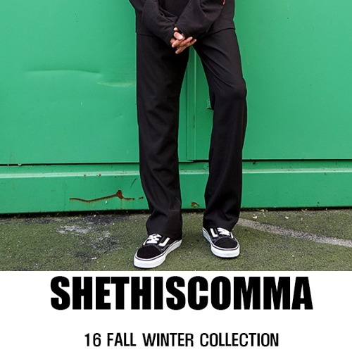 ☆shethiscomma☆ LOOSE SLACKS ☆