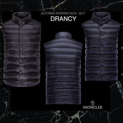 ◆2016-17AW◆ Moncler DRANCY Puffer Vest