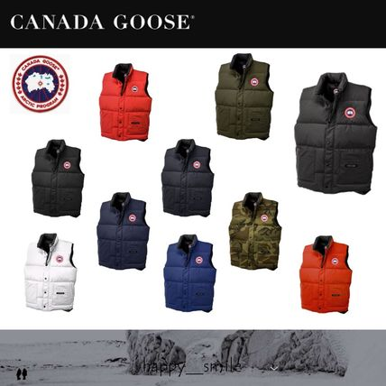 § CANADA GOOSE § 国内発送/FREESTYLE VEST