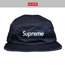 FW2016☆ SUPREME(シュプリーム) WASHED CHINO TWILL CAMP CAP