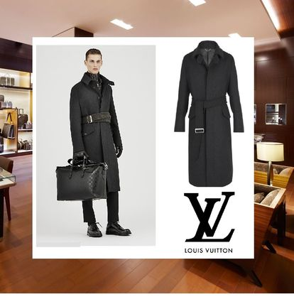 2016AW新作 Louis Vuitton ウィンタートレンチ