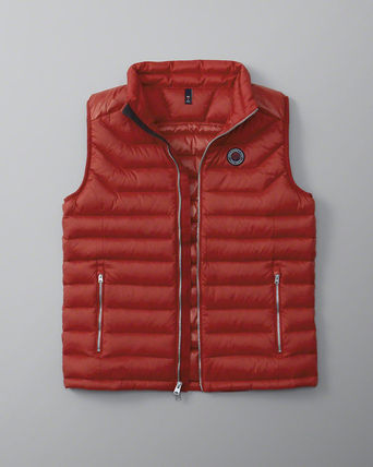 【Abercrombie&Fitch】Puffer Vest