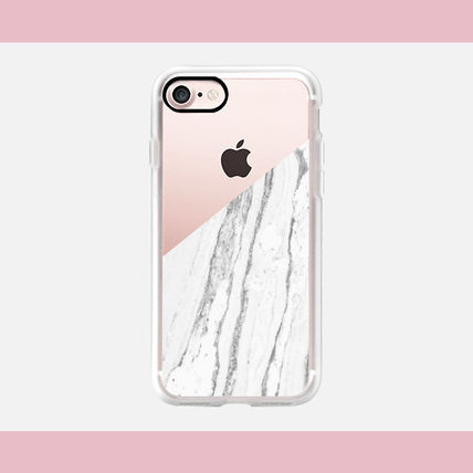 【casetify】新作★iPhone7,7Plusケース★Marble Interlude