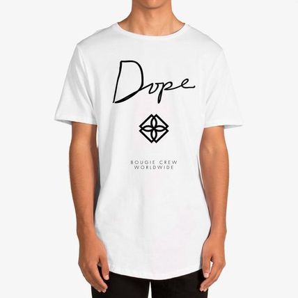 追尾/関税込 DOPE Monogram Scoop Tee