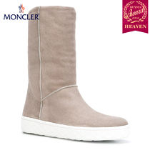 TOPセラー賞受賞!16/17秋冬┃MONCLER★ANKLE BOOTS┃グレー
