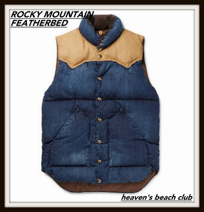 ☆関税送料込み ROCKY MOUNTAIN FEATHERBED【Shell Down Gilet】