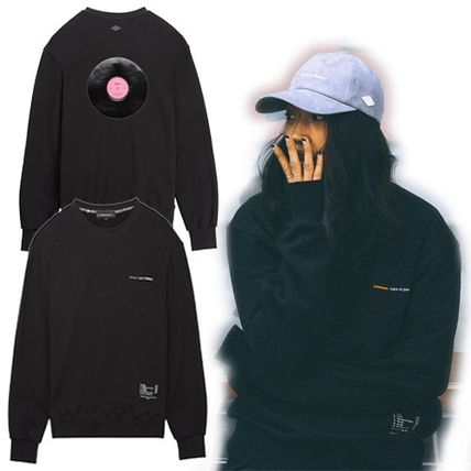 16SS!STEREO× PEGGY ★LP sweat shirts S/M/L