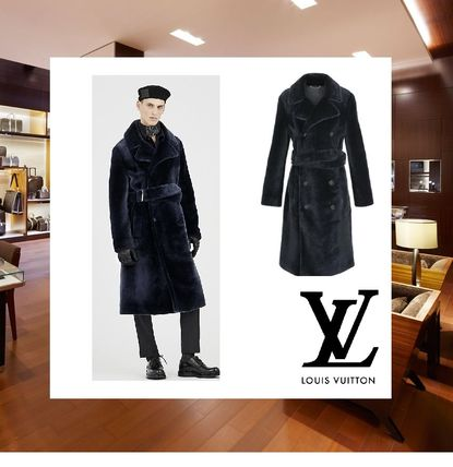 2016AW新作 Louis Vuitton コート