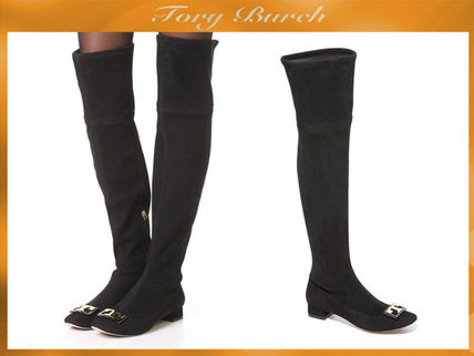 16'秋新作トリーバーチブーツGIGI OVER-THE-KNEE STRETCH BOOT