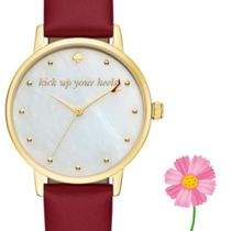 関税込☆Kate Spade Kick up Heels Metro Watch★セール