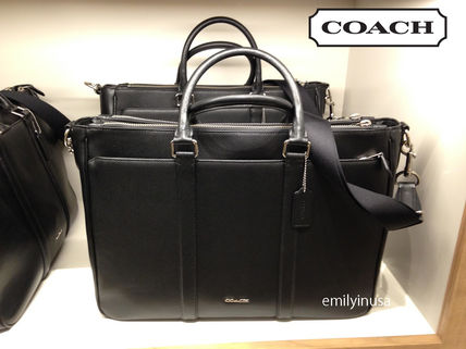METROPOLITAN BAG COACH business bags F54775 * BLK