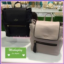【kate spade】9月発表★可愛いタッセル付♪バックパック'kacy'