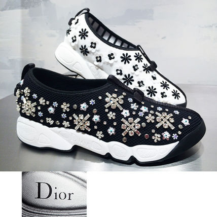 Dior Dior Fusion sneakers black size last year sold out