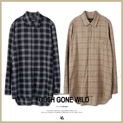16S/W新作★ANDERSSON BELL正規品★男女共用UNISEXシャツ/2色