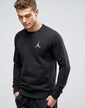Nike Jordan Jumpman Flight Sweat In Black