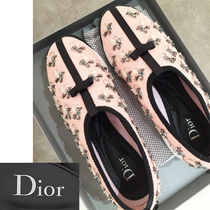 Dior 今年こそ絶対欲しい! Fusion スニーカー pale pink