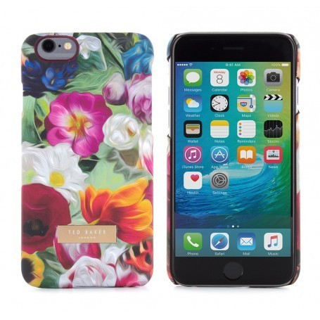 送料無料 TED BAKER Floral Swirl iphone6 Plus/6S Plusケース♪