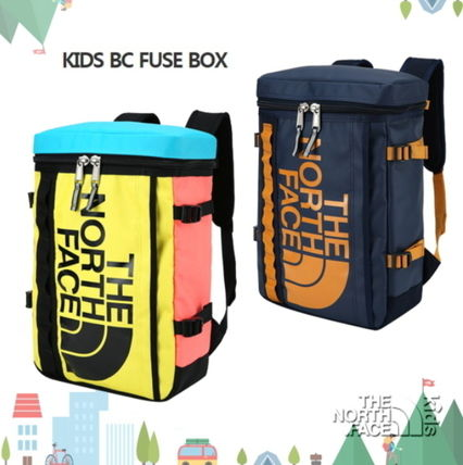 THE NORTH FACE★KIDS FUSE BOX キッズ バックパック・リュック