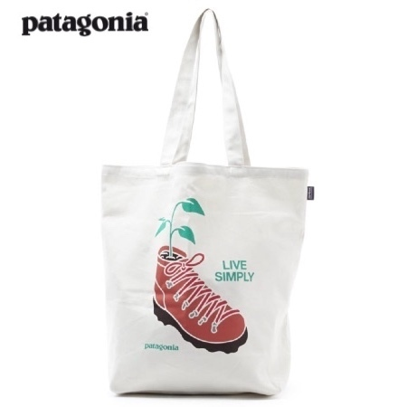 A4対応サイズ★ Patagonia★ CANVAS BAG キャンバストートバッグ