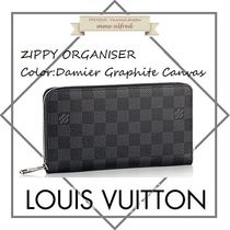 Louis Vuitton(ルイ・ヴィトン)★ダミエ・グラフィット 長財布