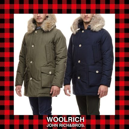 16-17AW WOOLRICH アークティック パーカー DF 2色