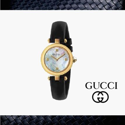 2016AW【Gucci】★Diamantissima, 27mmエレガント腕時計