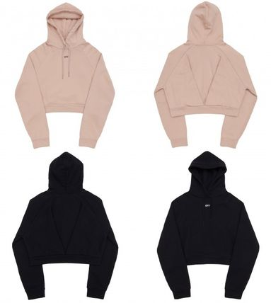 2016AW OFF-WHITE (送料/関税込) ロゴパーカー