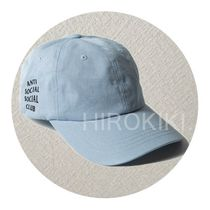 【送料込】Anti Social Social Club WEIRD CAP キャップ Blue
