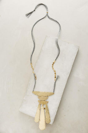 "SALE ""ANTHROPOLOGIE"" Sacha Necklace"