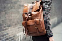 【Coach】<追跡付>BLEECKER backpack in leather