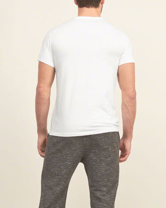Abercrombie & Fitch Tシャツ・カットソー 本物保証!アバクロAbercrombie&FitchTシャツt14(3)