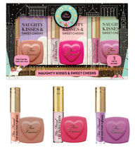 Too Faced ホリデイ限定リップグロス&チークセット