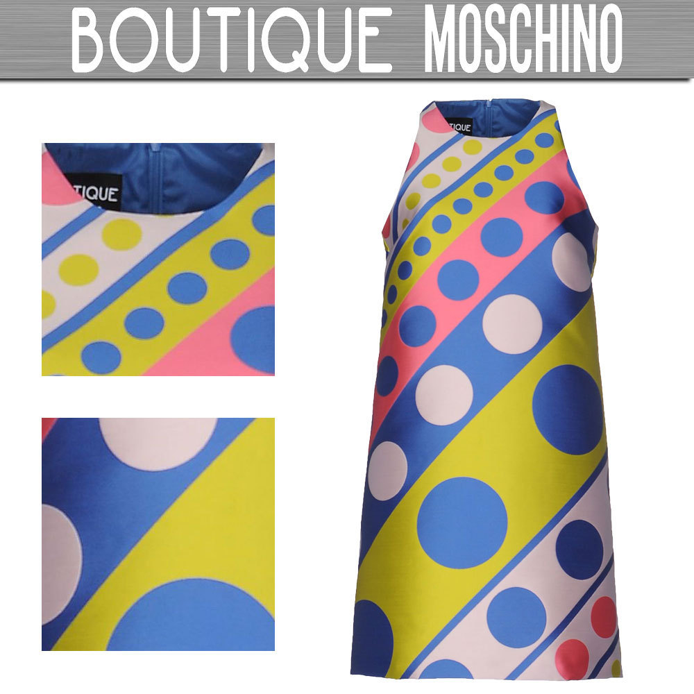 ★SALE★BOUTIQUE MOSCHINO☆ミニワンピース