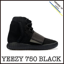 ★【adidas x Kanye West】入手困難!! Yeezy Boost 750 Black