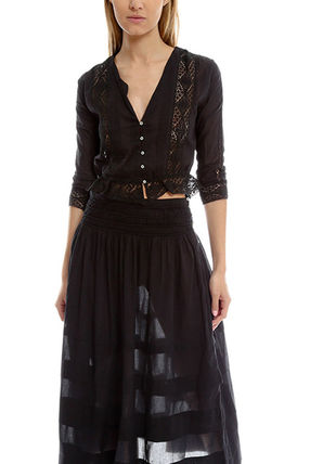 *大人気*LoveShackFancy Victorian Blouse