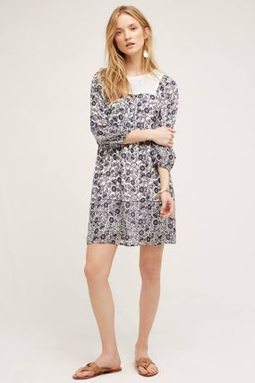 """SALE """"ANTHROPOLOGIE"""" Coquille Peasant Dress"""