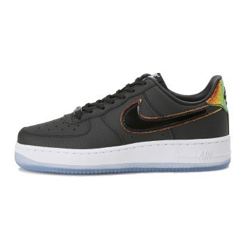 【国内正規品】NIKE WMS AIR FORCE 1 07 PRM 616725-007 黒