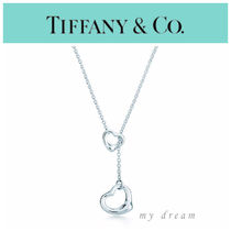 日本未入荷♪【Tiffany & Co】Open Heart Lariat