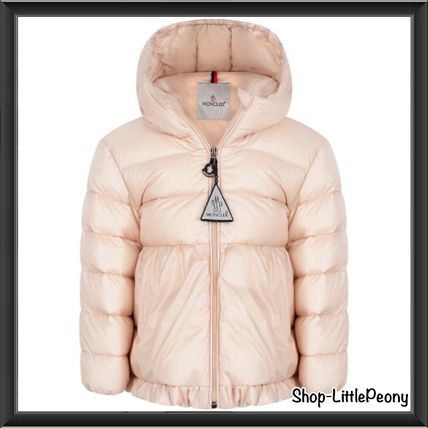 16-17AW Moncler ODILE ペールピンク (-3A)