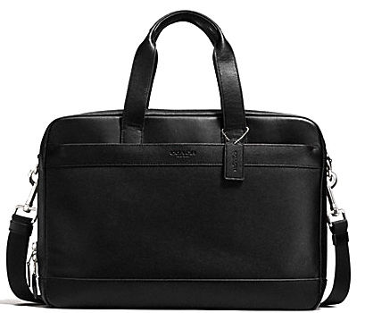 Rely on size COACH HAMILTON COMMUTER BAG IN LEATHER