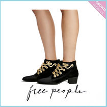 【Free People】クラシックアンクルブーツ Battalion Ankle Boot