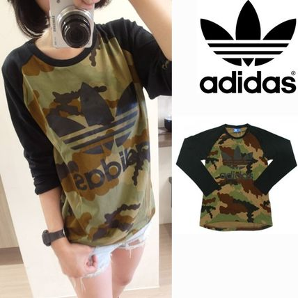 ☆adidas(アディダス)☆Originals LS Shirt - AB2478