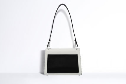Dior ショルダーバッグ・ポシェット 大人の透明感◇BE DIOR Double Flap バッグ◇Christian Dior(4)