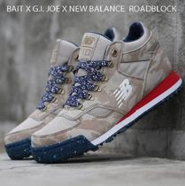 BAIT X G.I. JOE X NEW BALANCE ROADBLOCKコラボ カモフラージュ