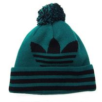 在庫処分! adidas Originals XLT Ballie Beanie Green/Black