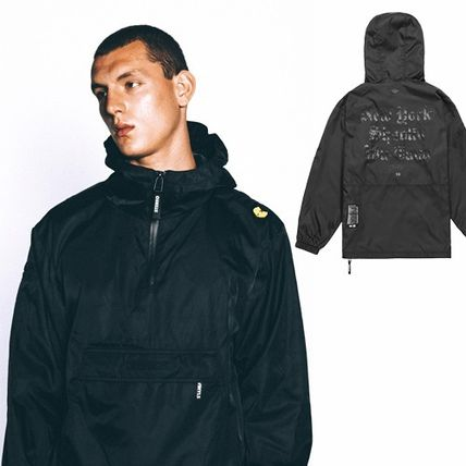 16AW!STEREO WUTANG ANORAK フード付きパーカーM/L